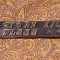 Torn Flesh - Other Collectable - Torn Flesh Love Kills leather strap