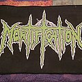 Mortification - Patch - Mortification back patch