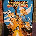 """Stryper """"To Hell With The Devil"""" back patch"""