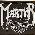 Martyr - Patch - Martyr back patch