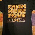 "King's X - TShirt or Longsleeve - King's X ""Faith Hope Love"" w/ album cover graphics"