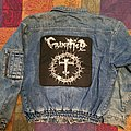 The Crucified - Battle Jacket - The Crucified back patch