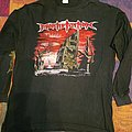 """Mortification - TShirt or Longsleeve - Mortification """"Post Momentary Affliction"""" ruins artwork"""