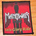 Manowar - Patch - Manowar Into Glroy Ride
