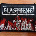 Blaspheme Available original patch.