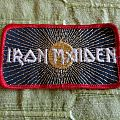Maiden old boot. Patch