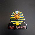 Powerslave Enamel Badge Pin / Badge