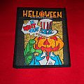Helloween - I Want Out original 1988 woven patch.