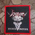 Venom - Black Metal Red Border Patch