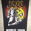 AC/DC - Patch - world tour available