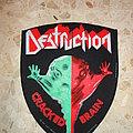 Destruction - Patch - Cracked Brain bp
