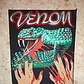 Venom - Patch - Venomous Snake