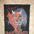 Iron Maiden - Patch - Purgatory Transfer bp
