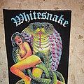 Whitesnake - Patch - Obscene backpatch