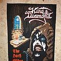 King Diamond - Patch - Dark Sides bp