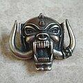 Motörhead - Pin / Badge - Motorhead pin