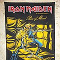 Iron Maiden - Patch - Piss of Mind