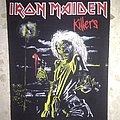 Iron Maiden - Patch - killers available