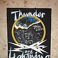 Thin Lizzy - Patch - Thunder & Lightning