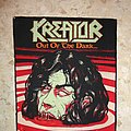 Kreator - Patch - Out of the Dark