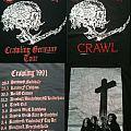 ENTOMBED Crawl Collection TShirt or Longsleeve