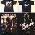 CANNIBAL CORPSE Tomb Of The Mutilated 1992 TShirt or Longsleeve