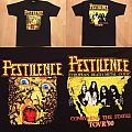 PESTILENCE - Consvming The States Tour 1990 TShirt or Longsleeve