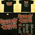 MALEVOLENT CREATION in Cold Blood Tour 1997 TShirt or Longsleeve