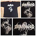 DERANGED Demo Shirt (1992) (only 60 made)