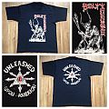 BOLT THROWER - Unleashed Upon America © 1991 TShirt or Longsleeve
