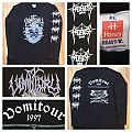 VOMITORY - Vomitour Longsleeve © 1997