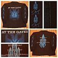 AT THE GATES - With Fear I Kiss The Burning Darkness Longsleeve © 1993 TShirt or Longsleeve