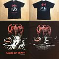 OBITUARY Cause Of Death Shirt 1990
