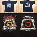 REVENANT Prophecies Of A Dying World Tour Shirt 1991