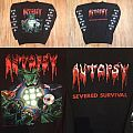 AUTOPSY Severed Survival Sweatshirt 1990