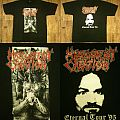 MALEVOLENT CREATION Eternal Tour Shirt 1995