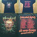 MORGOTH Eternal Fall Tour 1990 TShirt or Longsleeve