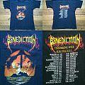 BENEDICTION Subsconscious Terror Tour Shirt