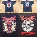 DISMEMBER Dismembering North America Tourshirt 1992
