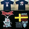 DISMEMBER Absolut Dismember Tour TShirt or Longsleeve
