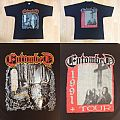 ENTOMBED Left Hand Path US Tour (RED version) TShirt or Longsleeve