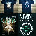 CYNIC Focus Dynamo Open Air Shirt