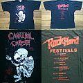 CANNIBAL CORPSE Embryo Tour Shirt 1991