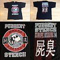 PUNGENT STENCH - Club Mondo Bizarre Tour Shirt