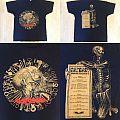 CARCASS Necroticism Tour Shirt