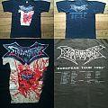DISMEMBER Indecent & Obscene Tour Shirt