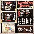 DEMOLITION HAMMER -North American Violence Tour 1992