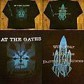 AT THE GATES With Fear I Kiss The Burning Darkness Longsleeve TShirt or Longsleeve