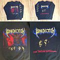 BENEDICTION - The Grand Leveller sweater 1991