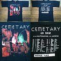 CEMETARY Black Vanity Tour Shirt